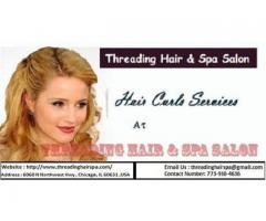 Hairdresser - threadinghairspa