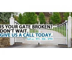 Affordable Automatic Gate Installation only $26.95 - Lewisville, Dallas