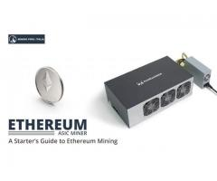 Shop for highly-efficient Ethereum ASIC miner at the best price