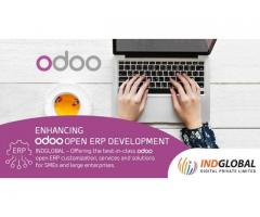 Indglobal- Certified Odoo Gold Partners in Bangalore, India