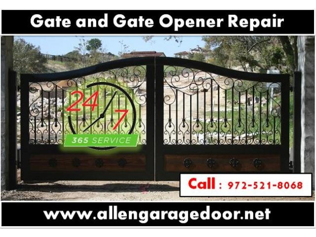 Starting $26.95 Gate Opener Repair | Allen, Dallas