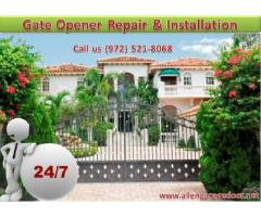 Commercial New Gate Installation and Repair in Allen, Dallas | Starting $26.95