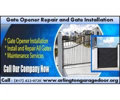 Best Gate Opener Repair and Installation Service Starting $26.95
