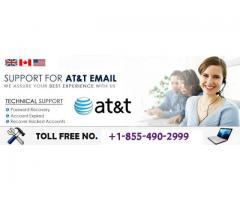 How to sync AT&T email in smartphone dial +1-855-490-2999 toll free number