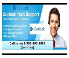 Our Outlook mail Technical Support Number @+1-855-490-2999