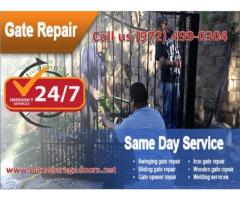 Affordable New Gate Installation 75023 & Gate Repair 75023 @ Starting $26.95