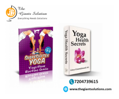 Buy Best Yoga Books Online Now!