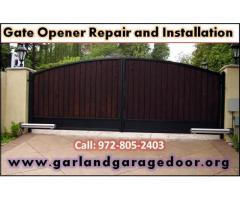 24/7 Gate Opener Repair and Installation Garland, Dallas