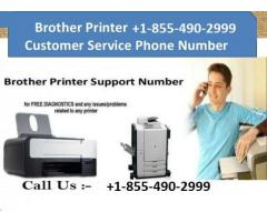 Call Brother Printer Technical support number? @+1-855-490-2999