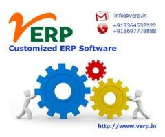 ERP company website