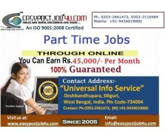 Excellent Internet Earning Opportunity.