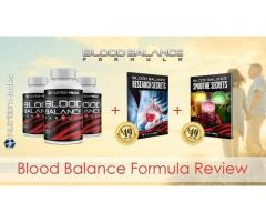 How Does work process of Blood Balance Formula?