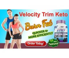 How Does Work Process Of Velocity Trim Keto?