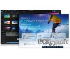 CyberLink PowerDirector Ultra 14 Crack Free Download