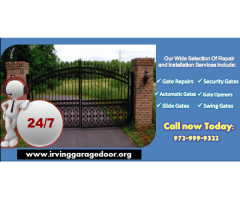 Automatic Gate Service & Repair in Irving | Irving Garage Door