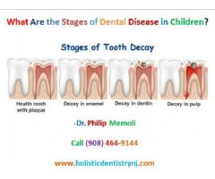 What are the Stages of Dental Disease in Children? – Holistic Dentistry