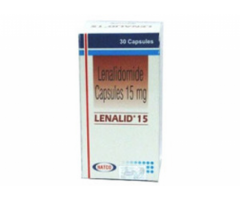 Lenalidomide Lenalid Capsules Natco Wholesale Price India Supply