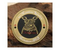 Military Coins | 341 Munitions Squadron Custom Military Coins