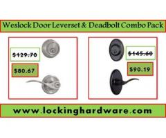 Huge Sale on Kwikset Bath Pocket Door Lock | Kwikset Hardware