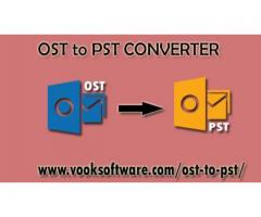 OST to PST Converter to Save OST Mailbox to PST for Outlook
