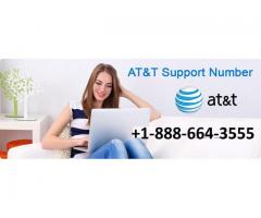 AT&T email tech support 1-888-664-3555 service Number