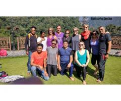 200 Hour Yoga Teacher Training Course In India.
