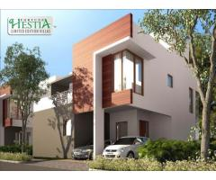 luxury villa projects in Bangalore