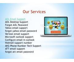 AOL Technical Support number 1-800-778-9936 for password reset