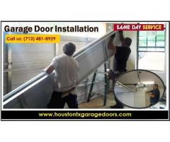 Most Reliable New Garage Door Installation | Houston, TX