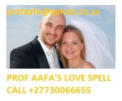 #1 EFFECTIVE  LOST LOVE AND MARRIAGE SPELLS +27730066655