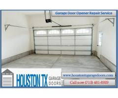 Garage Door Opener Repair and Installation Houston, TX