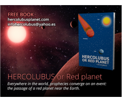 Free book 'Hercolubus or Red Planet' worldwide