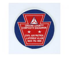 Custom Made Patches | Civil Air Patrol Patches
