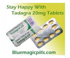 Tadaalfil 20mg Online | Tadagra 20mg | Blue Magic Pills