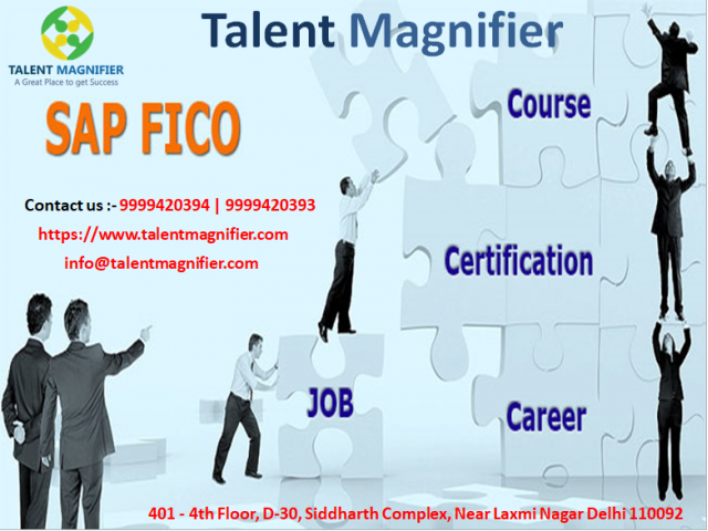 Attend SAP FICO Certification Training in Delhi NCR