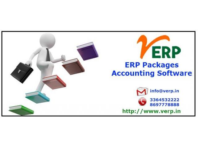 ERP Demo Advantages and Benefits of using vERP