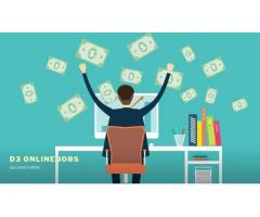 We needed data entry workers for Digital Marketing