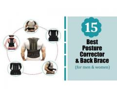 No side effects of Right Back Posture Corrector Strap !