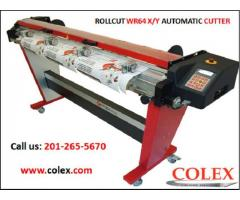 Call us 201-265-5670 for Most Popular Automatic super wide roll cutters