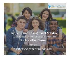 Avail Assignment help and Homework help Service at nominal prices!!