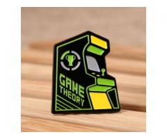 Game Theory Lapel Pins
