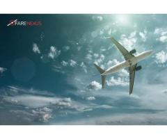 Cheap Flight Tickets - Book and Compare Air tickets with Farenexus.com