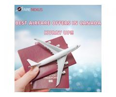 Cheap Flight Deals in Domestic and International Flights!