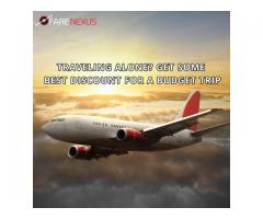 Flight Tickets Booking - Low Airfares Search!