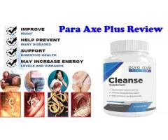How Does Para-Axe Plus Cleanse Work?