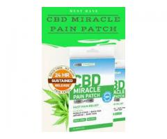 What the benefits of using CBD Miracle Pain Patch  ?