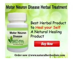 Herbal Treatment for Motor Neuron Disease