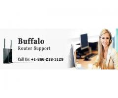 Buffalo Router support 1-866-218-3129 Number