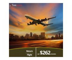 Return Flight Tickets | San Francisco - Vancouver