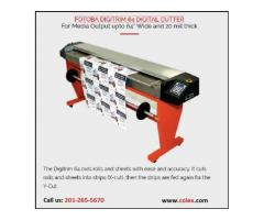 Call us (2012655670) for FOTOBA DIGITRIM 64 DIGITAL CUTTER | Colex | Elmwood Park NJ 07407
